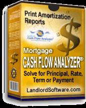Mortgage Cash Flow Analyzer