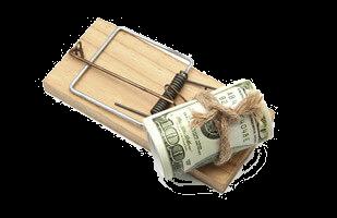 Recapture Tax Trap